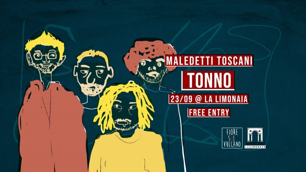 Tonno LIVE • Free Entry